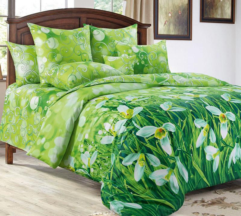 Какого цвета должно быть постельное белье в спальне